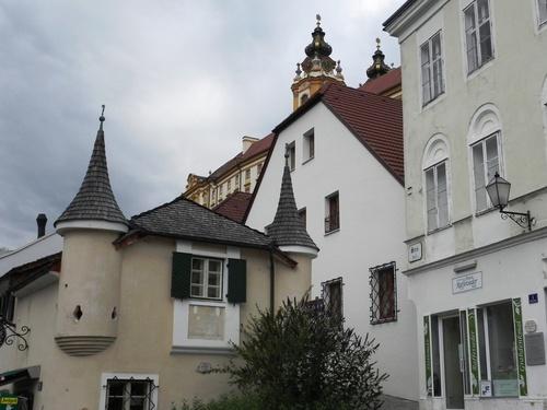 Melk, la ville des Babenberg, en Autriçe (photos)