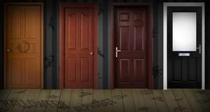 Jouer à 12 doors