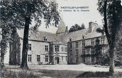 LES REMPARTS DE RAUVILLE-LA-BIGOT (Manche)