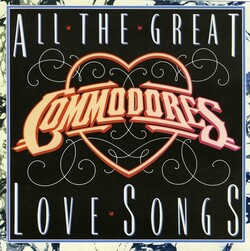 The Commodores - All The Great Love Songs - Complete LP