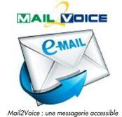 Mail2Voice : Envoyer / recevoir des e-mails 4 sans savoir ni lire ni écrire