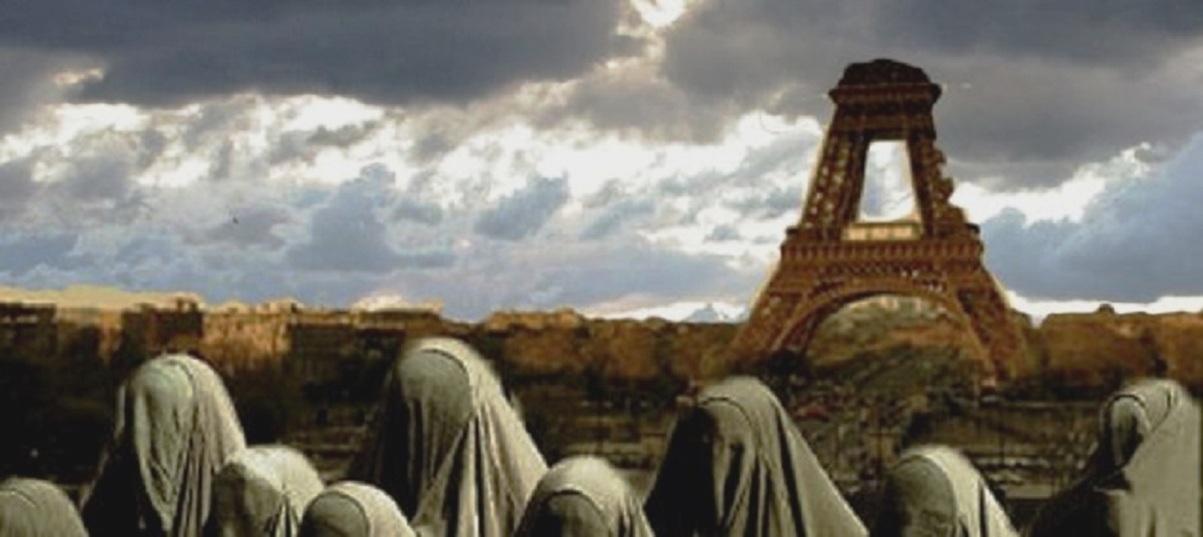 MACRON MENT, EN DISANT QUE L'ISLAM N'EST PAS CONQUERANTE !
