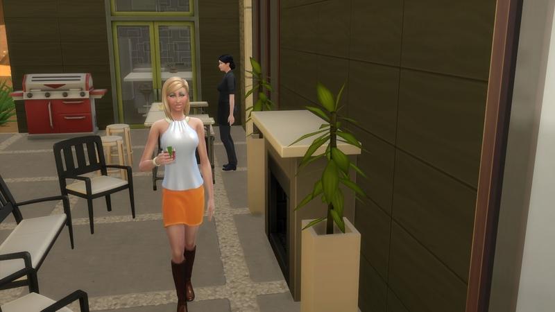 Semaine 2 - Quartier Oasis Springs - Foyer Plènozas - 50ème billet des Potins...