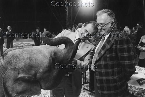 Paul Bocuse et Jean Richard, une vraie amitié !