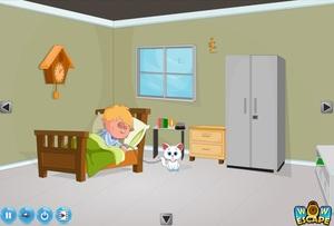 Jouer à Kitty escape