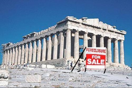 De la crise grecque et de son irrésolution