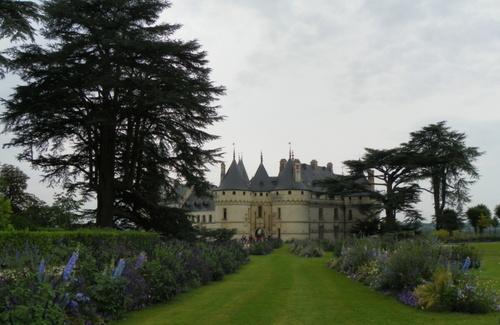 Le château de Chaumont-sur-Loire ( 1 )