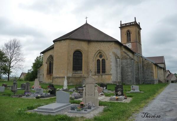 Mièges - l'Eglise St-Germain (2)