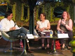 Entretien avec MaryJanice Davidson aux Immaginales juin 2012