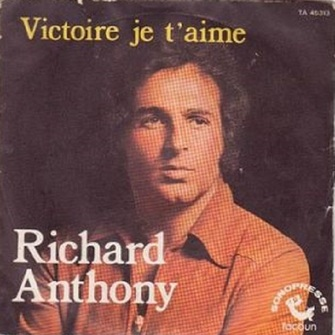 Richard Anthony, 1973