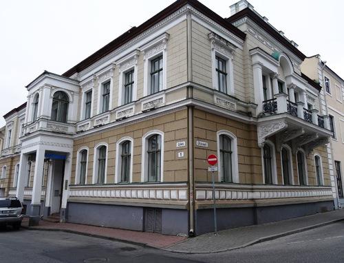 Promenade dans Tartu en Estonie (photos)