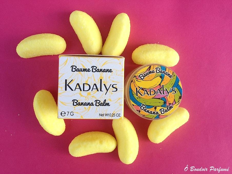 Kadalys lèvres et papilles, ce baume que j'aime d'Amour.