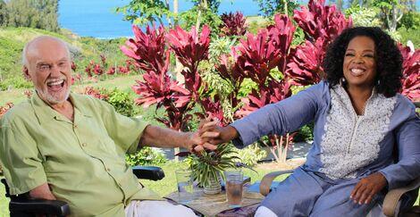 Ram Dass Oprah