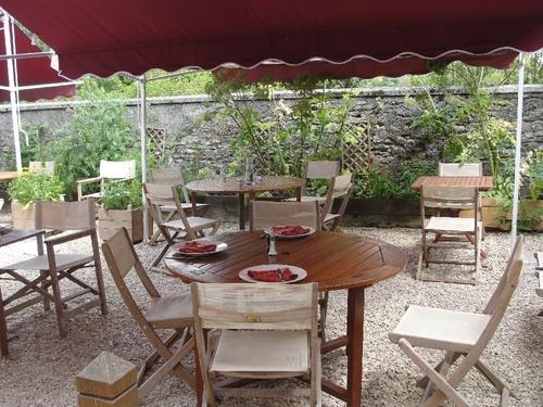 """-Le restaurant """"le sabot de Vénus"""" à Bure les Templiers"""