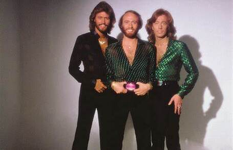 The Bee-Gees. You Should Be Dancing. Saturday Night Fever (1976)