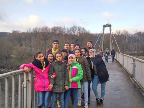 Camp de décembre 2016 à Tilff