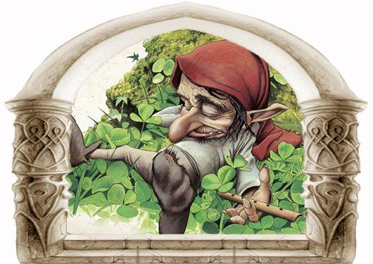 Lutin - Gnome - Farfadet - Sprite - Pixie - Génie de la fôret - Korrigan...