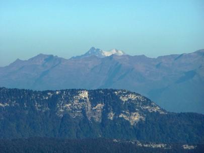 Panorama Croix du Nivolet