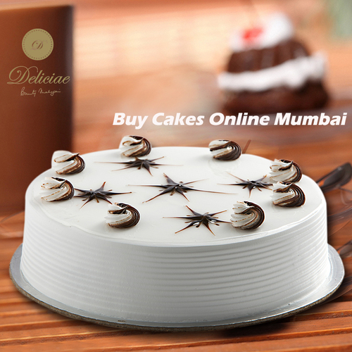 Buy customised and theme cakes online in Mumbai