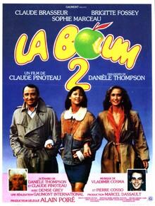LA BOUM 2 BOX OFICE 1982
