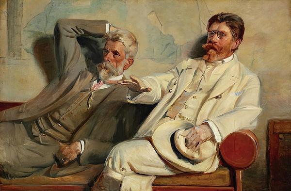 Mardi - Peter Ancher