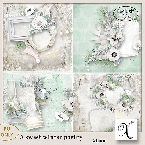 A sweet winter poetry
