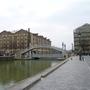 Paris - Bassin de la Villette : Pont de Crimée
