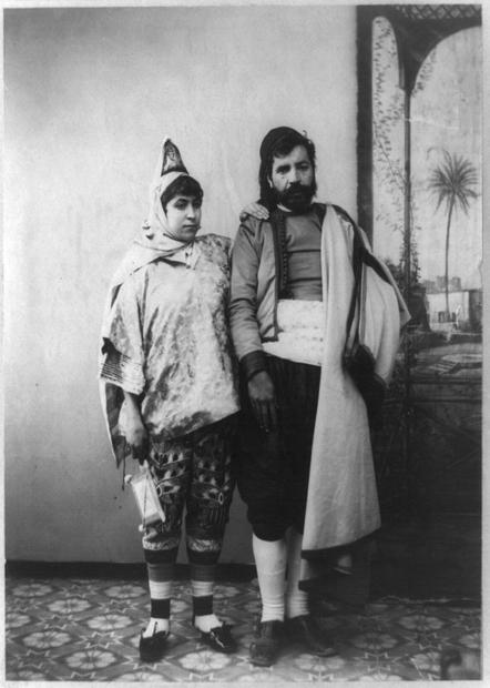 Photos anciennes : 1900