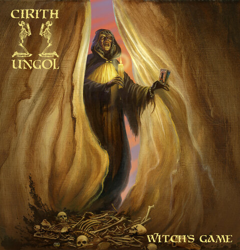 "CIRITH UNGOL - Le single ""Witch's Game"" dévoilé"