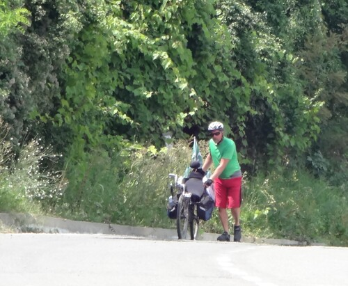 Mardi 31 juillet Novi Banovci – Kovin