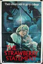 The Strawberry Statement (1970) Poster