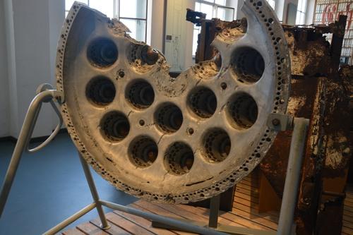 Le musée Historique et technique de Peenemunde  -Allemagne 8- 2019