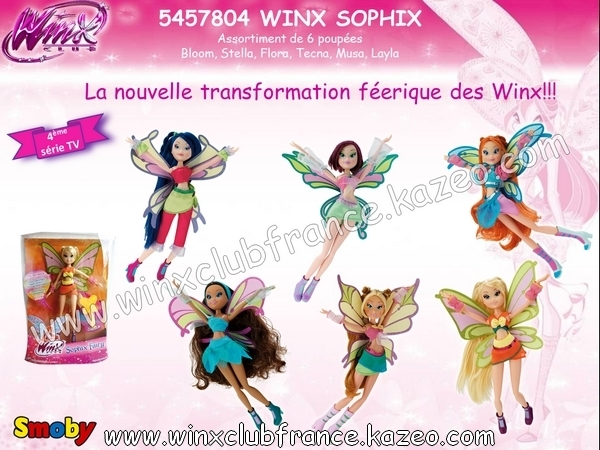 winx sophix