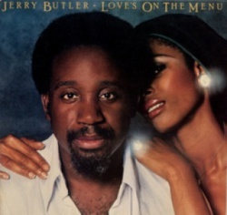 Jerry Butler - Love's On The Menu - Complete LP