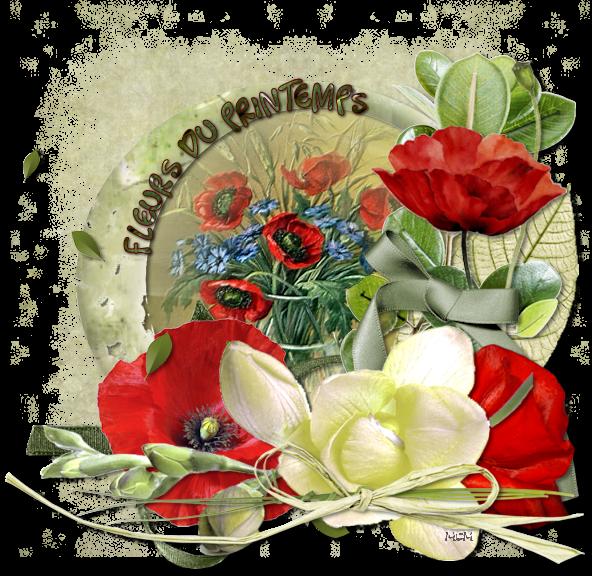 fleur givrée poème citation