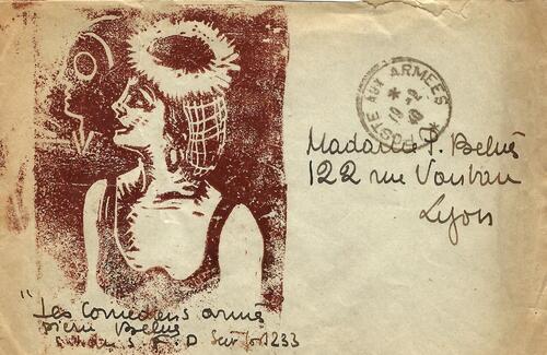 Carte 4 / 19/02/1940