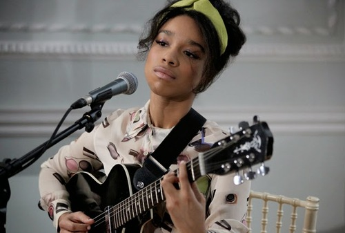 "Lianne La Havas : CD "" Blood "" Warner Bros. Records 0825646102358 [ UK ]"