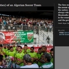 Le Mouloudia sur new york times
