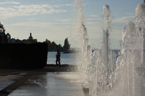 "Balade ""Evian côté lac"" - Evian-Les-Bains"