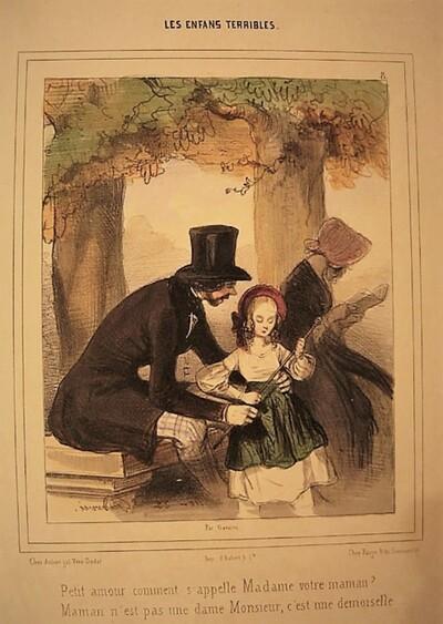 La loi est dure, sauf pour le mari infidèle (Code civil, art. 230)