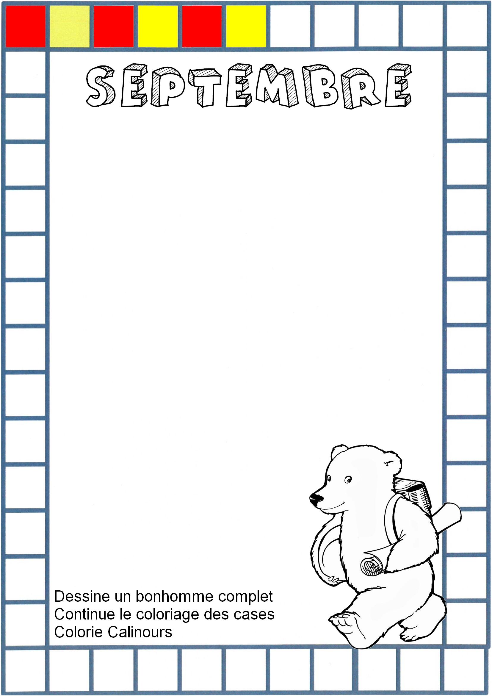 Dessin du bonhomme ours maitresse myriam - Le dessin du bonhomme ...