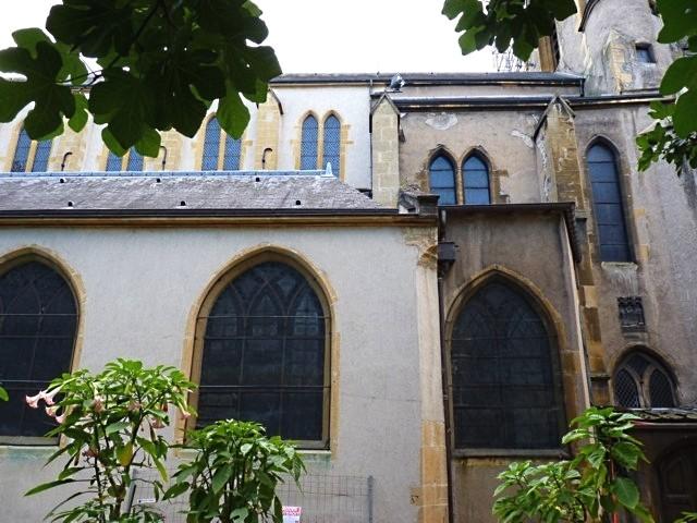 Jardin de curé église Saint-Martin Metz 2011 - 15