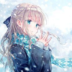 Images manga filles.
