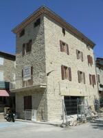 La maison de Jean Ferrat en court d'aménagement