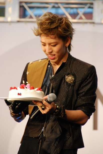 Dongwoo's birthday