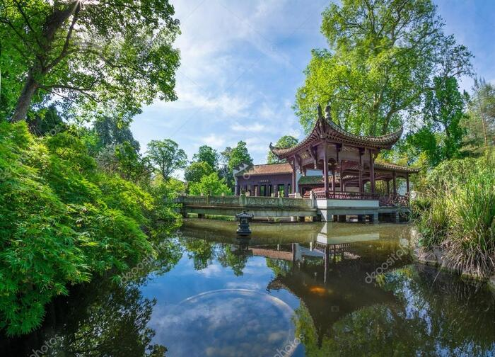 Le Murmure Du Ruisseau Chinois         (Christiane Desjardins La Presse)