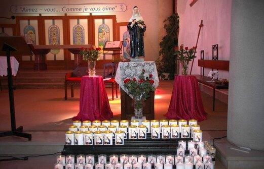 MAUBEUGE  Eglise du Sacré Cœur