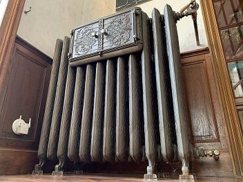 Les radiateurs ...