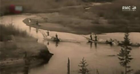 Les chaudrons de la Vallée de la Mort, Sibérie