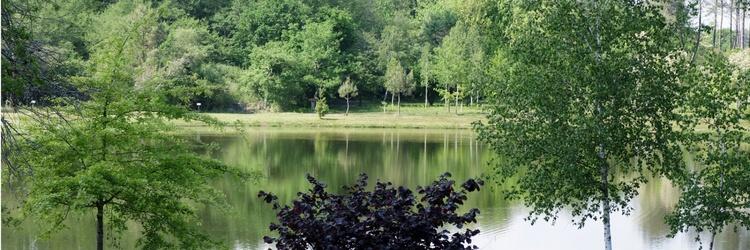 lac de massy à Gaillières